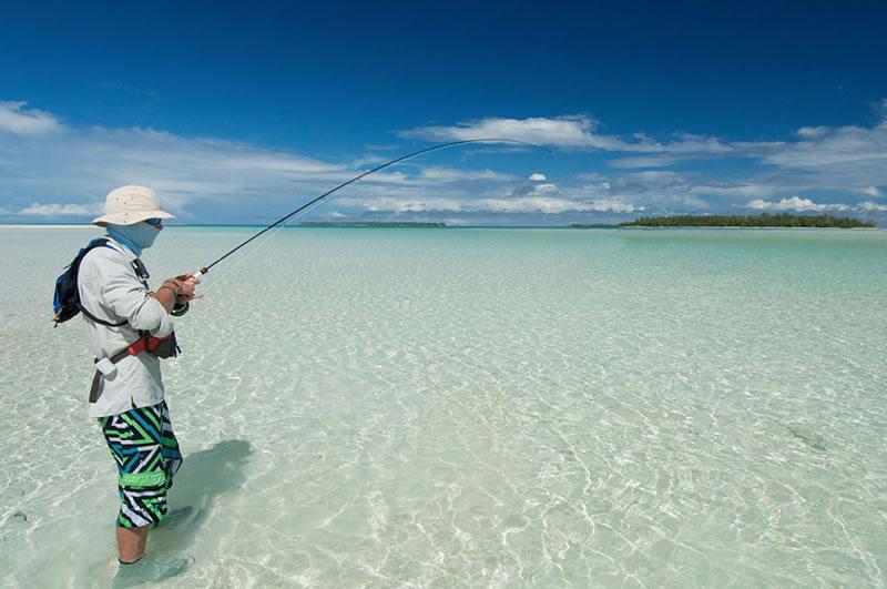 Fly Fishing Tulum